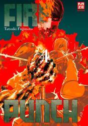 Fire Punch 04 (ISBN: 9782889510115)