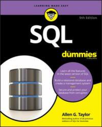 SQL For Dummies - Allen G. Taylor (ISBN: 9781119527077)