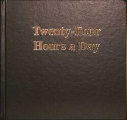 Twenty Four Hours a Day Larger Print (ISBN: 9780894861086)