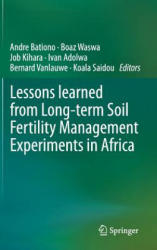 Lessons Learned from Long-term Soil Fertility Management Experiments in Africa (2012)