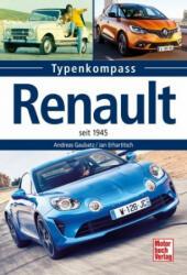 Renault - Andreas Gaubatz, Jan Erhartitsch (ISBN: 9783613041004)
