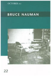 Bruce Nauman (ISBN: 9780262535670)