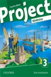 Project Fourth Edition 3 Učebnice - Hutchinson, Hardy-Gould T. ; , Trnová J. ; , M (2014)