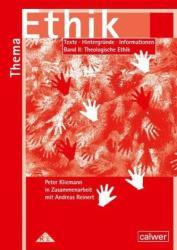 Materialband II: Theologische Ethik - Peter Kliemann, Andreas Reiner (ISBN: 9783766842435)