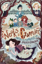 Nooks & Crannies (ISBN: 9781481419222)