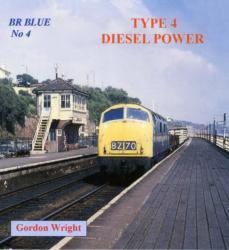 BR Blue - Type 4 Diesel Power (2011)