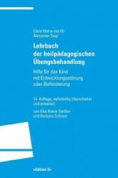 Lehrbuch der heilpdagogischen bungsbehandlung (2011)