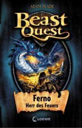 Beast Quest 01. Ferno, Herr des Feuers (2008)
