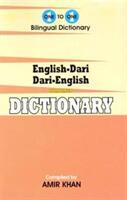 English-Dari & Dari-English One-to-One Dictionary. Script & Roman (ISBN: 9781908357953)