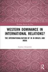 Western Dominance in International Relations? (ISBN: 9781138047983)