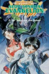 Neon Genesis Evangelion 02. Der Junge und das Messer (1999)