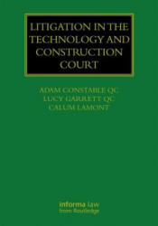 Litigation in the Technology and Construction Court (ISBN: 9781138643284)