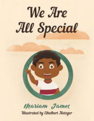 We Are All Special (ISBN: 9781528911375)