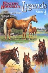 Legends - Outstanding Quarter Horse Stallions And Mares (ISBN: 9780911647631)