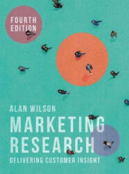 Marketing Research - Alan Wilson (ISBN: 9781352001112)