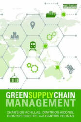 Green Supply Chain Management (ISBN: 9781138644618)