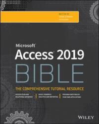 Access 2019 Bible (ISBN: 9781119514756)