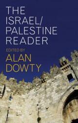 Israel/Palestine Reader - Alan Dowty (ISBN: 9781509527342)