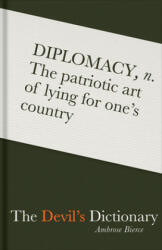 Devil's Dictionary (ISBN: 9781851245079)