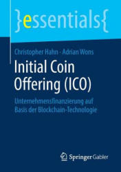 Initial Coin Offering (ISBN: 9783658217860)
