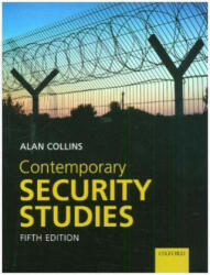 Contemporary Security Studies - Alan Collins (ISBN: 9780198804109)