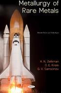 Metallurgy of Rare Metals (ISBN: 9781536136975)