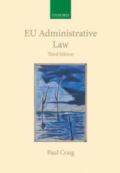 EU Administrative Law (ISBN: 9780198831655)