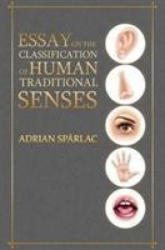 Essay on the Classification of Human Traditional Senses (ISBN: 9781788783484)