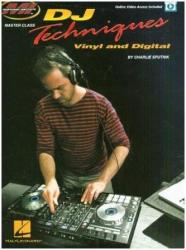 DJ Techniques - Vinyl And Digital (ISBN: 9781480393721)