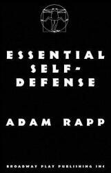 Essential Self-Defense (ISBN: 9780881453720)