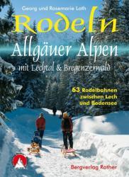 Rodeln Allguer Alpen (2008)