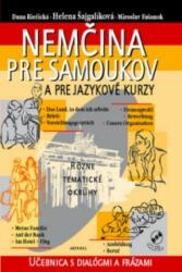Nemčina pre samoukov - Dana Riečická; Helena Šajgalíková; Miroslav Fašanok (ISBN: 9788089153992)