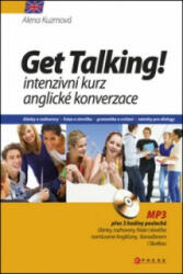 Get Talking! + CD - Alena Kuzmová (ISBN: 9788025133460)