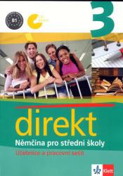 Direkt 3 Němčina pro střední školy - Giorgio Motta, Olga Vomáčková, Beata Ćwikowska (ISBN: 9788086906935)