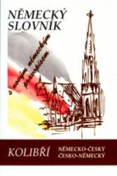 Kolibří slovník německo-český, česko-německý - Alena Lesnjak, collegium (ISBN: 9788071820529)