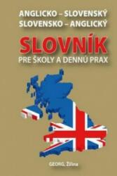 Anglicko-slovenský slovensko-anglický slovník pre školy a dennú prax - Emil Rusznák (ISBN: 9788081541193)