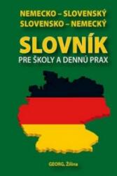 Nemecko-slovenský slovensko-nemecký slovník pre školy a dennú prax - Emil Rusznák (ISBN: 9788081541209)