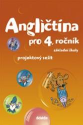 Angličtina pro 4. ročník základní školy Projektový sešit - S. Janíčková, collegium (ISBN: 9788073581190)