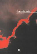 Counterfactuals (ISBN: 9780631224259)
