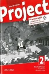 Project Fourth Edition 2 Pracovní sešit s poslechovým CD a přípravou na testov. - Hutchinson, Hardy-Gould T. ; , Trnová J. ; , M (2014)