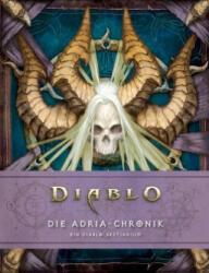 Diablo: Die Adria-Chronik - Robert Brooks, Matt Burns, Andreas Kasprzak (2019)