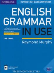 English Grammar in Use 5th Edition - Raymond Murphy (ISBN: 9781108586627)
