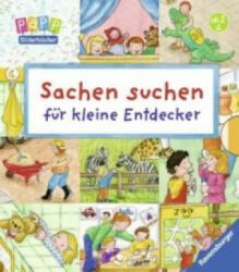 Sachen suchen für kleine Entdecker, 4 Bände - Susanne Gernhäuser, Barbara Jelenkovich, Anne Suess, Ursula Weller (ISBN: 9783473436088)