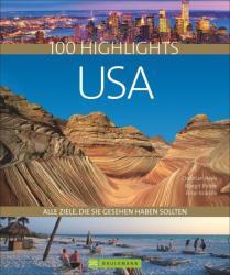 100 Highlights USA (ISBN: 9783765482274)