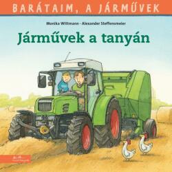 Járművek a tanyán (2019)