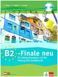 B2-Finale neu. Übungsbuch und Audio-CD - Zoltán Csörgö, Eszter Malyáta, A. Tamasi, Österreich Institut (ISBN: 9783126768603)