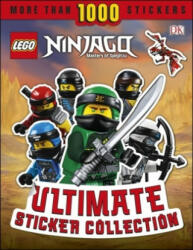 LEGO NINJAGO Ultimate Sticker Collection (ISBN: 9780241340325)