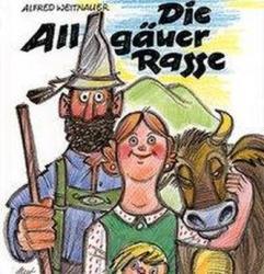Die Allguer Rasse (ISBN: 9783928934848)