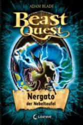 Beast Quest - Nergato, der Nebelteufel - Adam Blade, Sandra Margineanu (ISBN: 9783785581377)