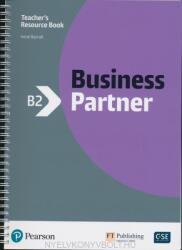 Business Partner Level B2 Teacher's Resource Book with My EnglishLab Access Code (ISBN: 9781292237206)